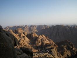 Ägypten, Sinai